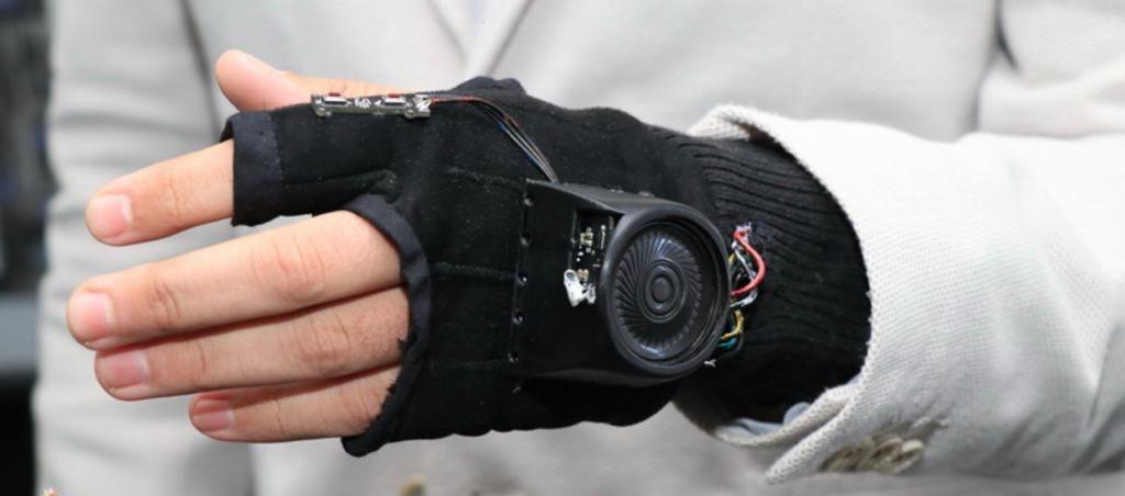 Anora - Pametna rukavica za slepe i slabovide - izum Nikole Krstića